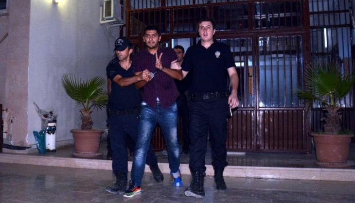 Nusaybin'de 3 genç tutuklandı