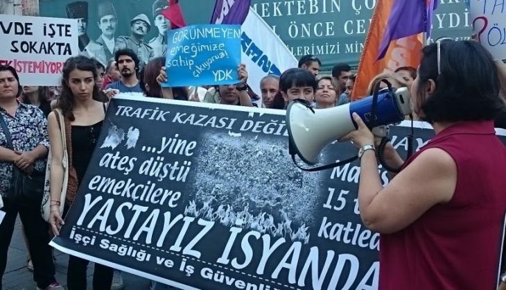 'Tarım işçisi kadınlar katliama kurban gitti'