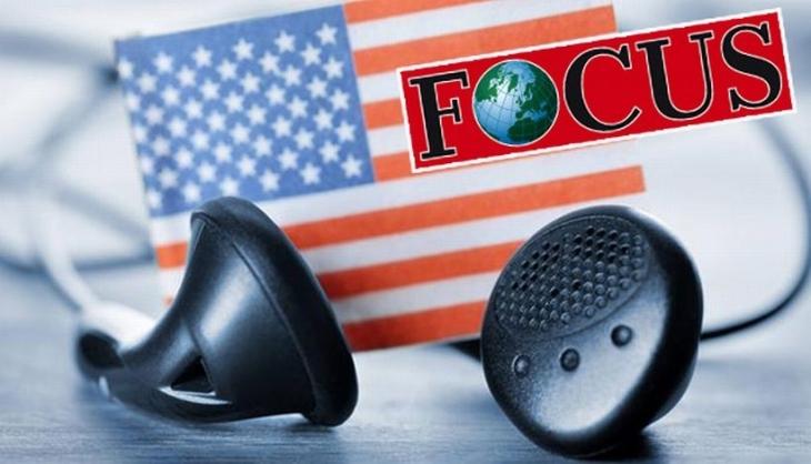 Focus dergisi: Dışişleri'ndeki Suriye konuşmasını ABD dinledi