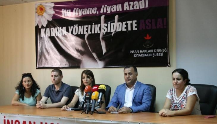 İHD'den Öcalan yürüyüşüne destek