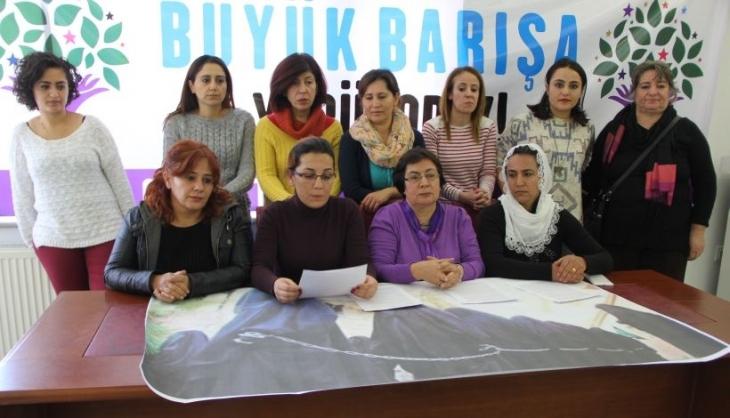 Antep'teki kadın örgütleri: IŞİD'e göz yumanlar yargılanmalı
