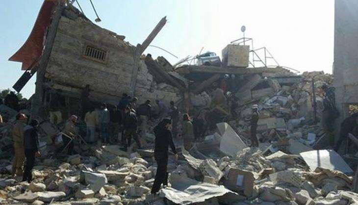 BM: İdlip ve Halep'teki saldırılarda 50'ye yakın sivil öldü