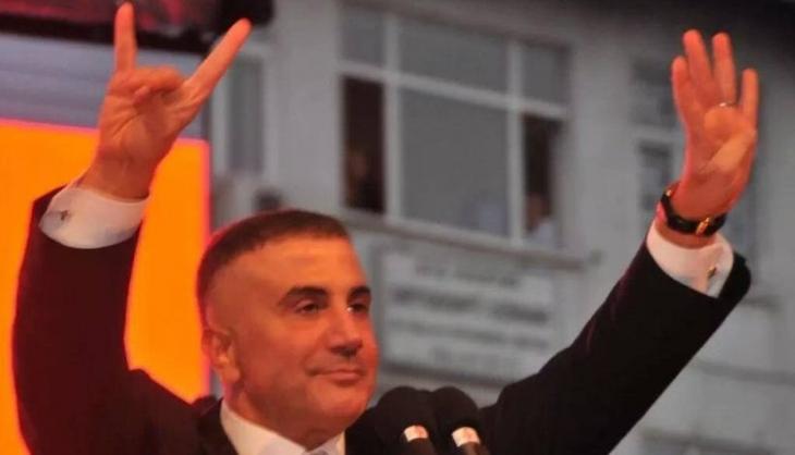 Sedat Peker'in 'kan'lı fantezileri sürüyor: Bana 'onların kanlarını içeceğiz' diyorlar