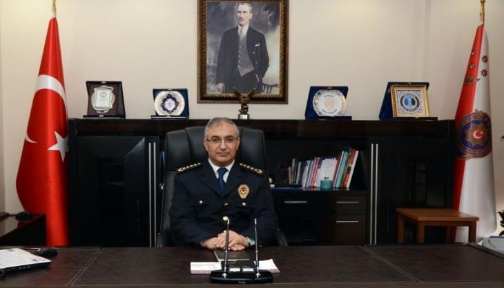 Ankara Emniyet Müdürlüğü'ne Van Emniyet Müdürü Mahmut Karaaslan atandı