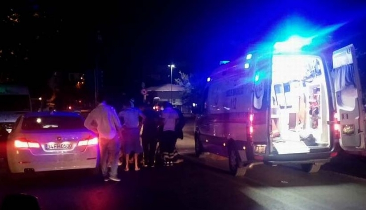 Bahçelievler'de saldırıya uğrayan kadın ağır yaralandı