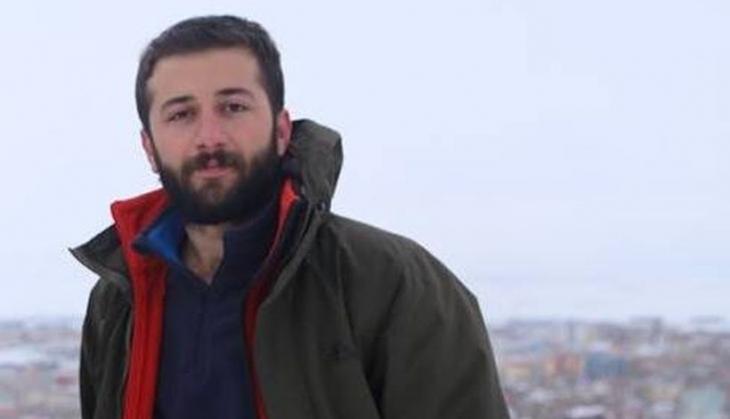 Kars'ta DİHA Muhabiri Bilal Seçkin gözaltına alındı