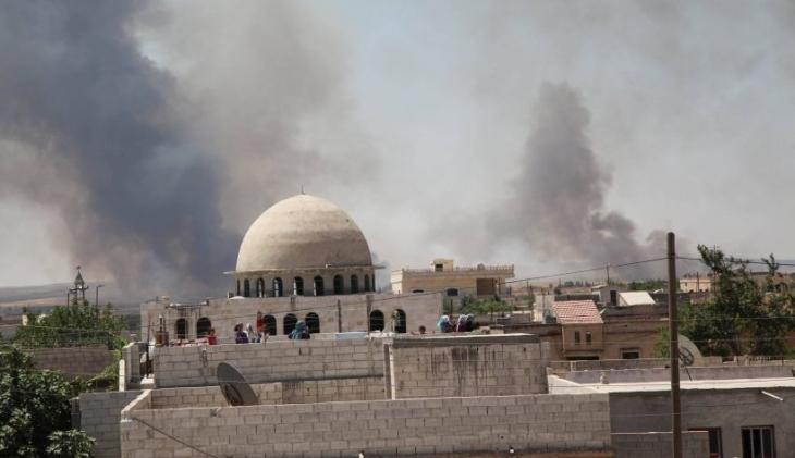 YPG: Kobanê'de 80 IŞİD'li öldürüldü
