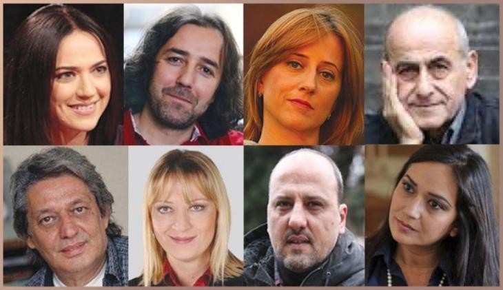 Gazetecilerden akademisyenlere destek: Biz de bu suça ortak olmayacağız