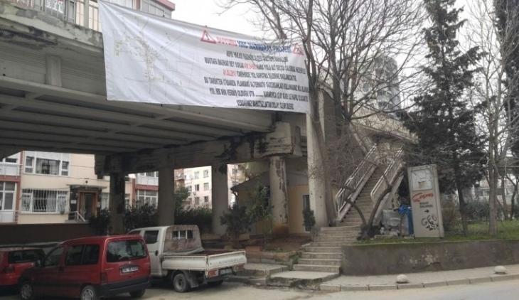 Selamiçeşme Köprüsü yıkılıyor