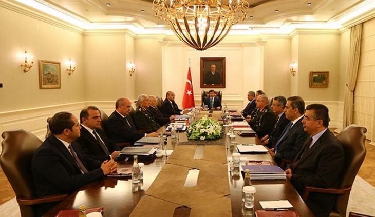 Başbakanlık'tan 'Özel Güvenlik Toplantısı' açıklaması