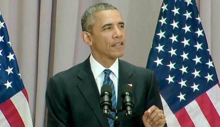 Obama'dan İran açıklaması: Diplomasi test edilmeden savaş meşru değil