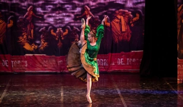 Carmen Bodrum Bale Festivali'nde