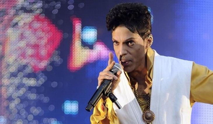 ABD'li Şarkıcı Prince, yaşamını yitirdi