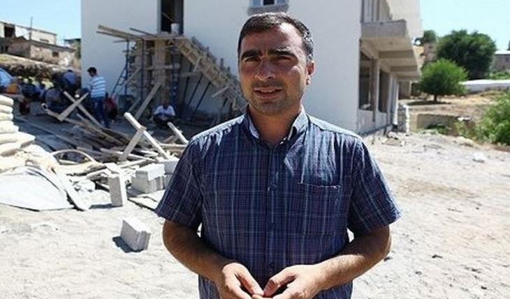 Lice Belediyesi Eş Başkanı Erkuş tutuklandı