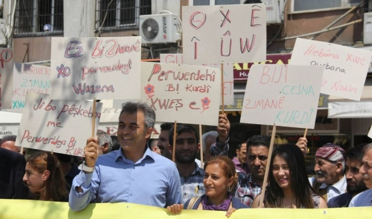 15 Mayıs Kürt Dil Bayramı: 'En güzel dil ana dili'