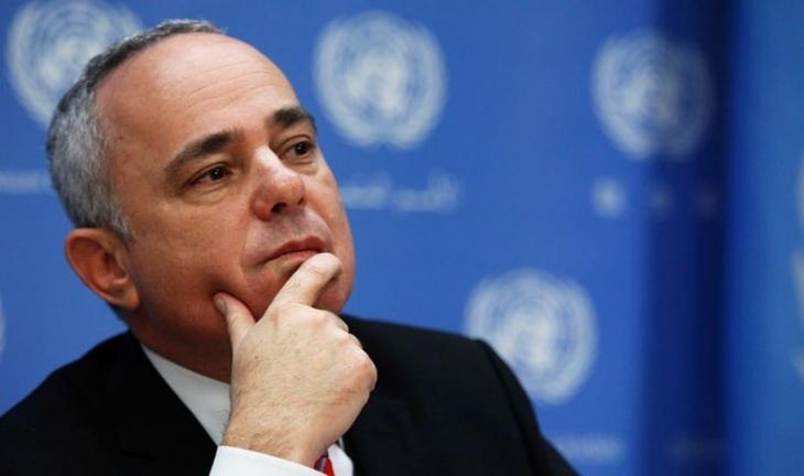 İsrail Enerji Bakanı: Doğal gazı Türkiye üzerinden ihraç etmek çok daha ucuz