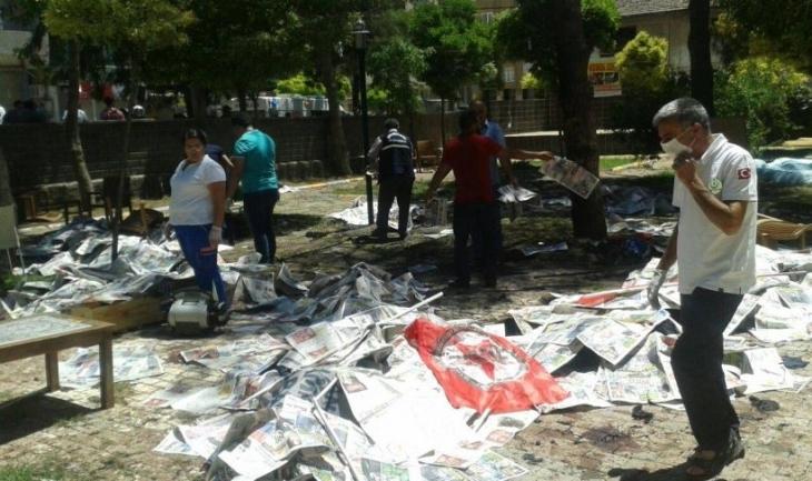 Kamu-İş: Suruç saldırısı insanlık dışı bir katliamdır