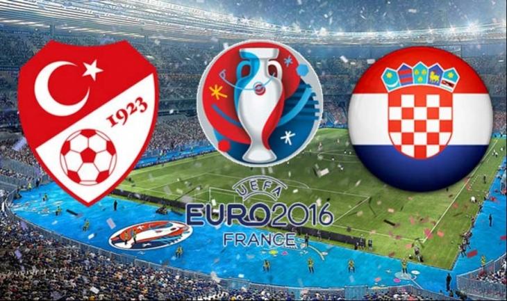 Türkiye, Euro 2016'da sahneye çıkıyor