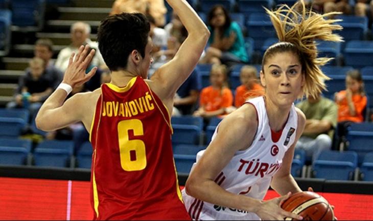 A Milli Kadın Basketbol Takımı çeyrek finale yükselmeyi garantiledi