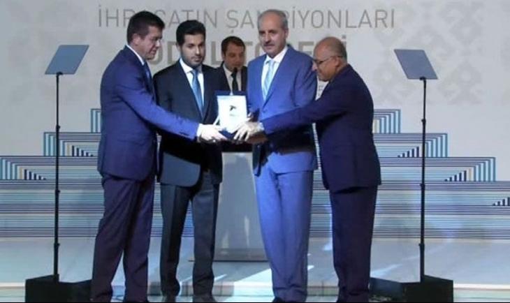 Reza Zarrab'a ödül veren kurum da 'bilmiyorduk' dedi