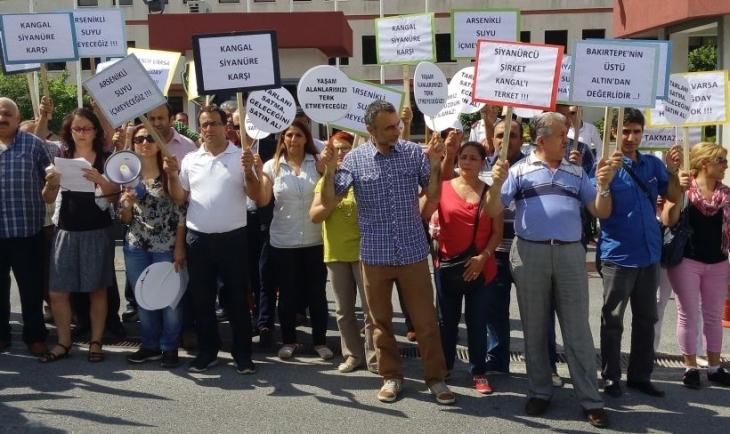 Bakırtepe Koç Holding'e direniyor: Satılık toprağımız yok