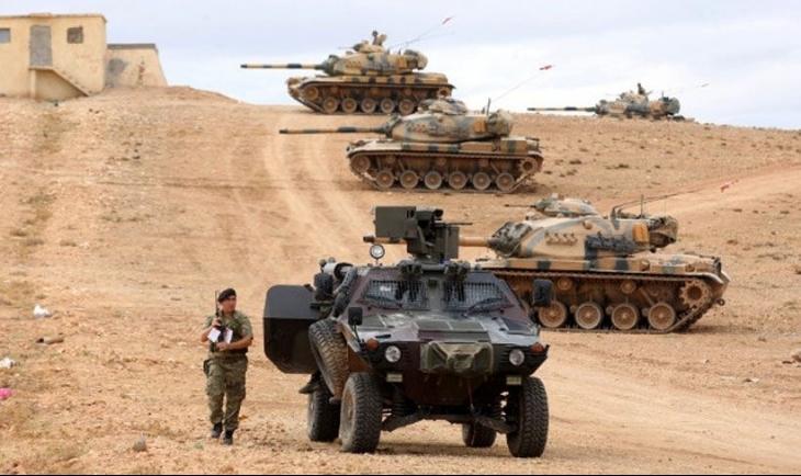 'Türk askerleri cephaneleriyle birlikte Azez ve Halep'e geçti' iddiası