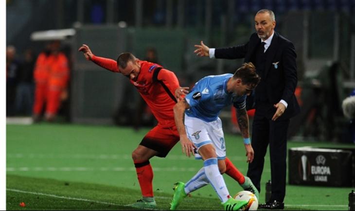 Galatasaray, Lazio'ya 3-1 yenilerek kupaya veda etti