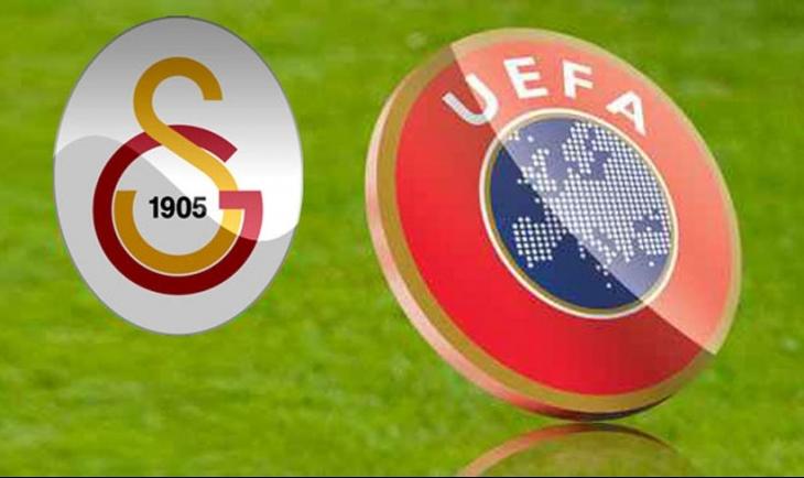 UEFA'dan Galatasaray'a 1 yıl men cezası