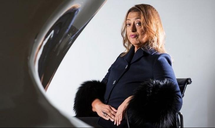 Mimar Zaha Hadid yaşamını yitirdi