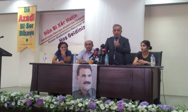 Savaşa karşı Öcalan için özgürlük kampanyası