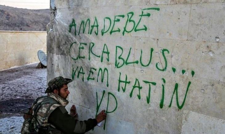 Times'tan Cerablus vurgusu: 'Türkiye ve Rusya, Suriye'de çatışabilir'