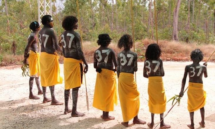 Aborijinlerden ırkçılığa tepki