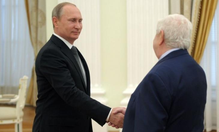 Putin: Esad'a desteğimiz sürüyor