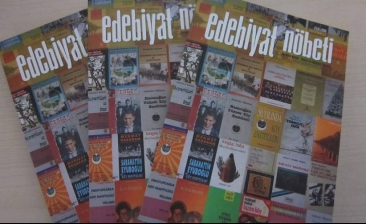 Edebiyat Nöbeti'nin 4. sayısı çıktı
