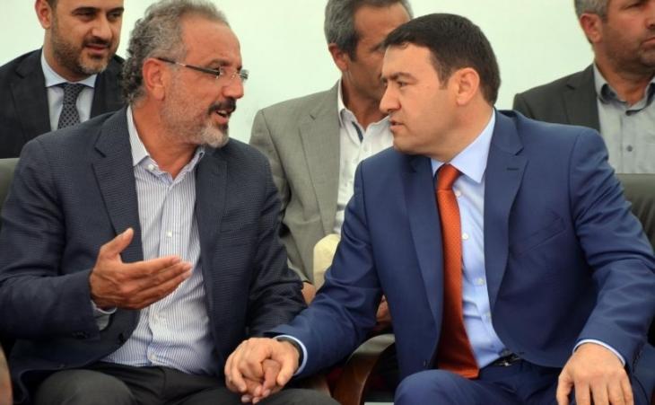 Sakık'ın eleştirileri sonrası Ağrı Valisi: Vücut kimyam bozuldu