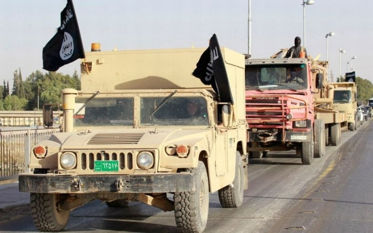 'Türkiye-IŞİD ilişkisi belgeleri ABD'nin elinde' iddiası