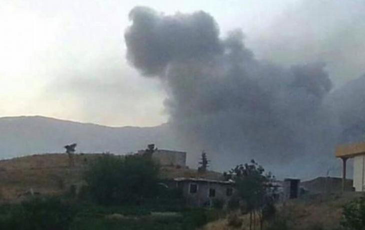 HPG: Hava saldırılarında 3 gerilla yaşamını yitirdi