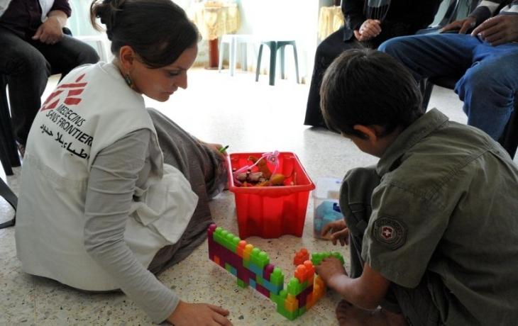 HDP'den Sınır Tanımayan Doktorlar'a davet