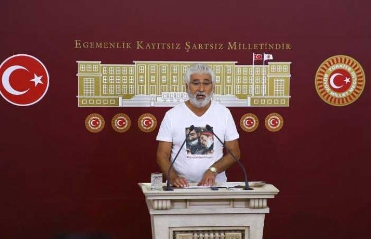 CHP'li Tüm: Nuriye ve Semih'e göz yummak insanlık suçudur