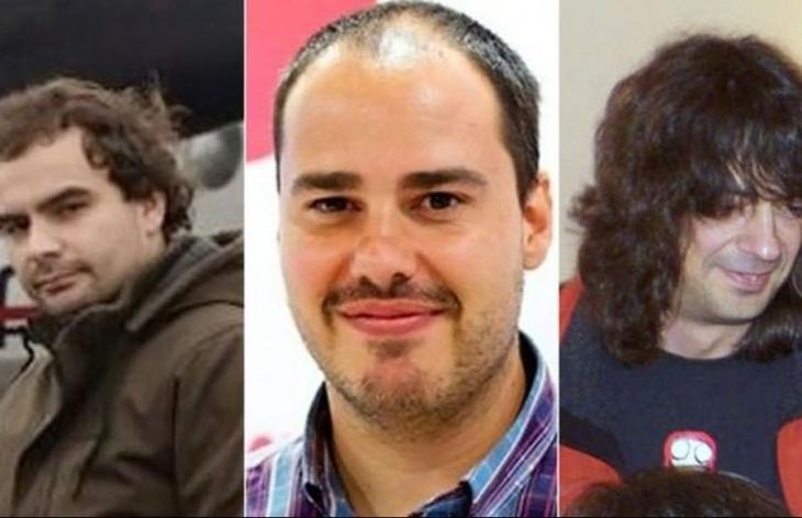 Suriye'de kaçırılan İspanyol gazeteciler serbest