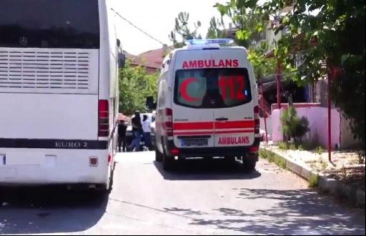 Yürüyüş Muhabiri Ebru Yeşilırmak, polis kurşunuyla yaralandı