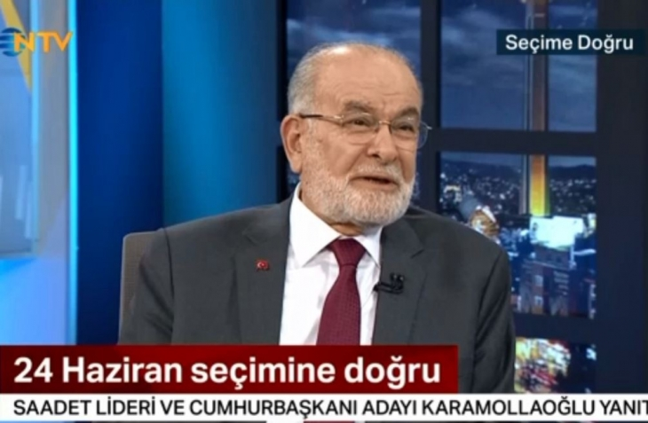 Karamollaoğlu: Demirtaş'ı hükümlüymüş gibi mütaala etmek doğru değil
