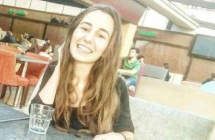 Gözaltına alınan Helin Yılmaz serbest bırakıldı