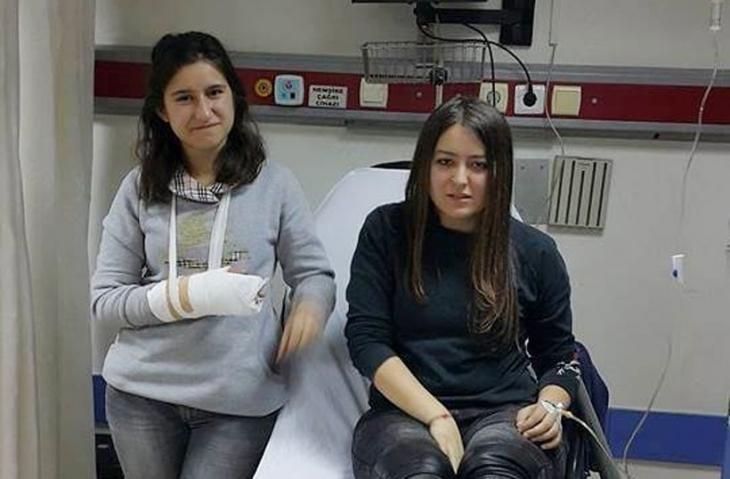 Hatay Emniyet'inde Grup Yorum Korosu üyesi kadınlara işkence