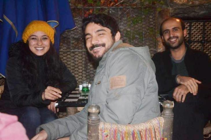 DİHA Antalya Muhabiri Feyyaz İmrak gözaltına alındı