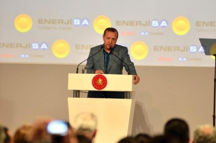 Erdoğan: Çevrecilere aldırmayın!