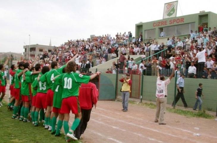 Cizrespor, gelecek sezon 3.ligden devam edecek