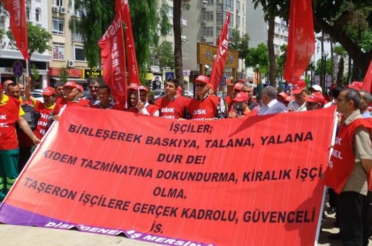 Türkiye en çok sendikal hak ihlali yapan ülkelerden