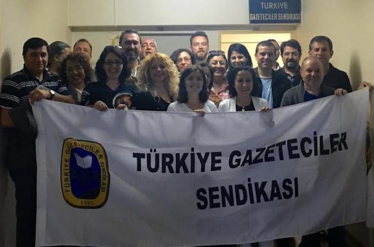 TGS İzmir Şubesi genel kurulunu gerçekleştirdi
