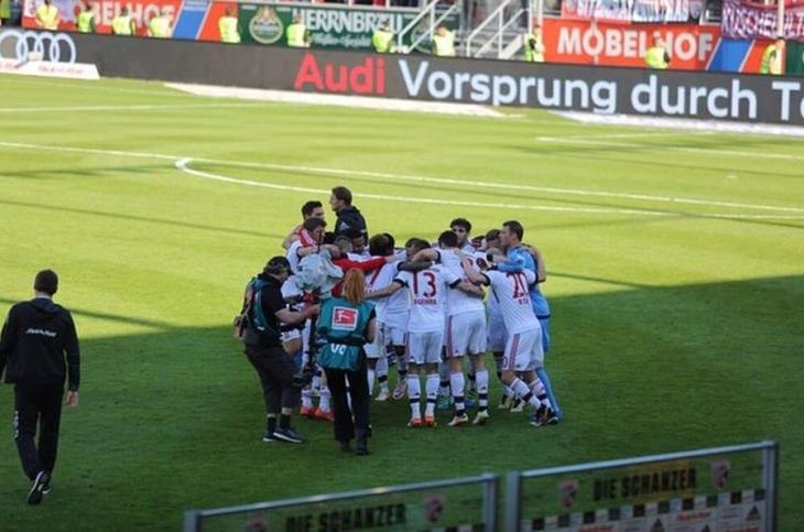 Bayern Münih, üst üste 4. kez şampiyon
